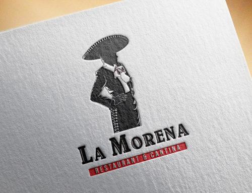 La Morena Restaurant – Logo Design